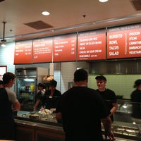 Photo taken at Chipotle Mexican Grill by Bradley N. on 1/15/2013