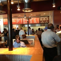 Photo taken at Chipotle Mexican Grill by Bradley N. on 1/14/2013