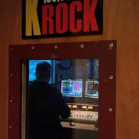 Photo taken at KRock by Jerry E. on 2/13/2013