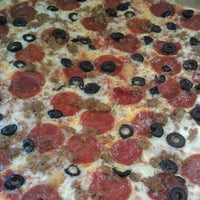 Photo taken at New York Style Pizza by Jerry E. on 7/24/2014