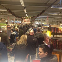 Photo taken at HIT Markt by Frank A. on 12/31/2012