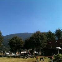 Photo taken at Valle del Potrero by Daniel L. on 12/15/2012