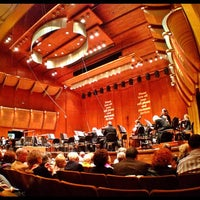 Photo taken at David Geffen Hall by Alan C. on 12/9/2012