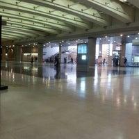 Photo taken at Metro Quinta Normal by Claudio R. on 12/1/2012