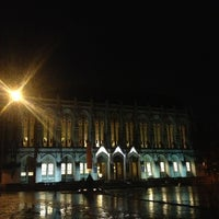 Photo taken at UW: Mary Gates Hall by Lincoln M. on 2/6/2013