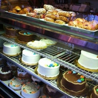 Photo taken at Bennison's Bakery by Mike M. on 9/29/2012