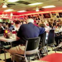 Photo taken at Charlie Parker's Diner by Mike M. on 4/21/2013