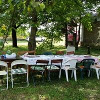 Photo taken at Lókút by Csilla K. on 7/26/2014