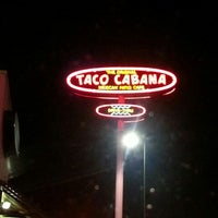 Photo taken at Taco Cabana by Elle N. on 8/25/2013