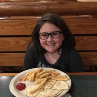 Photo taken at Fiesta's Mexican Cuisine by Jay R. on 11/16/2016