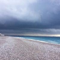 4/15/2013 tarihinde Mehmet Mesut Y.ziyaretçi tarafından Konyaaltı Plajı'de çekilen fotoğraf