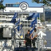 Foto tomada en Yacht Club Puerto Madero por Ivan M. el 10/20/2012