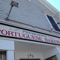 Photo taken at Provincetown Portuguese Bakery by Michael F. on 6/28/2014