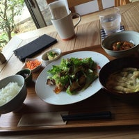 Photo taken at cafe SORA by Kimura M. on 2/4/2016
