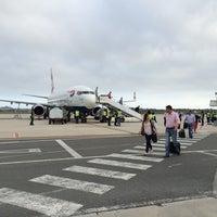 Photo taken at Port Elizabeth International Airport (PLZ) by Thorsten R. on 10/23/2014