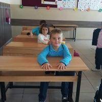 Photo taken at Bilge Kağan İlkokulu ve Ortaokulu by LEVENT A. on 10/1/2015