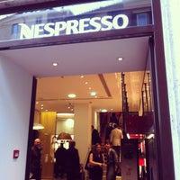 Photo taken at Nespresso Boutique by Eleonora B. on 6/19/2013
