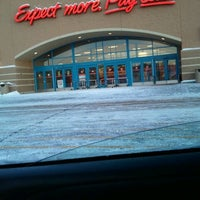 Photo taken at SuperTarget by Clorisa S. on 12/21/2012