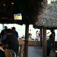 Photo taken at Tiki Bar at Riptide Hotel by John H. on 1/21/2013
