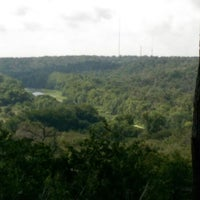 Photo taken at Scenic View @ McKinney Roughs State Park by Paul T. on 7/6/2014