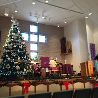 Photo taken at Crystal River United Methodist Church by Jayne S. on 12/2/2012