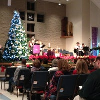 Photo taken at Crystal River United Methodist Church by Jayne S. on 12/25/2012