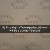 Photo taken at Mighty Taco by Elizabeth on 7/2/2017