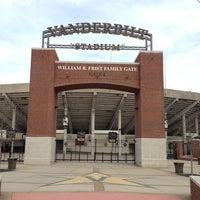 Photo taken at Vanderbilt Stadium - Dudley Field by Drewton on 3/10/2013