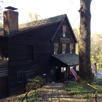 Photo taken at Meadow Run Mill And General Store by Howard C. on 10/25/2012
