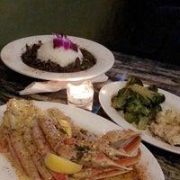 Foto tomada en Jordan Johnson's Gourmet Seafood por Shan W. el 12/30/2017