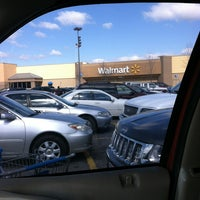 Photo taken at Walmart Supercenter by April C. on 3/6/2013