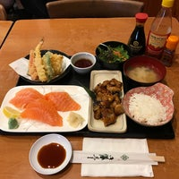 Photo taken at Sushi on Stanley by Jeff A. on 5/3/2017