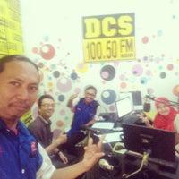 Photo taken at Radio DCS FM by Yosep S. on 8/15/2017