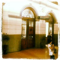 Photo taken at Stasiun Solo Jebres by Yosep S. on 10/17/2012