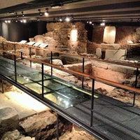 Photo taken at Museu d'Història de Barcelona (MUHBA) by Gilles D. on 5/11/2013