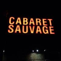 12/12/2012에 Gilles D.님이 Cabaret Sauvage에서 찍은 사진