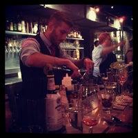 Photo taken at Fox Liquor Bar by Sarah V. on 7/1/2013
