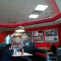 Photo taken at Steak 'n Shake by Monika P. on 10/27/2012