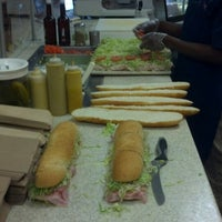 Photo taken at Jersey Mike's Subs by Clint W. on 7/10/2013