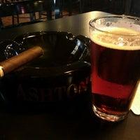 Photo taken at Elite Cigar Cafe by Steve K. on 9/20/2012
