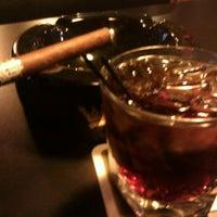 Photo taken at Elite Cigar Cafe by Steve K. on 9/27/2012