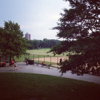 Photo taken at Central Park North Meadow Field 6 by Harry W. on 6/25/2013