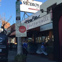 Photo taken at Buttercelli Bakeshop by Jen Y. on 1/24/2015