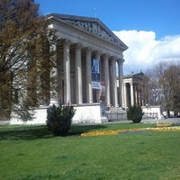 Photo taken at Museum of Fine Arts by Szikra S. on 4/13/2013