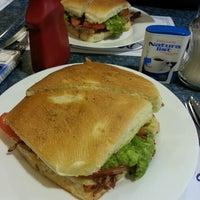 Photo taken at Masay Pizza & Sandwich by David M. on 7/14/2013