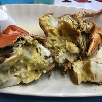 Photo taken at Happy Crab by C M on 3/21/2017