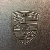 Photo taken at Porsche Centre by C M on 3/20/2014