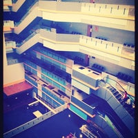 Photo taken at BINUS University by Palupi R I. on 7/6/2013