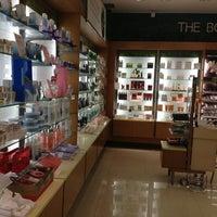 Photo taken at The Body Shop by Palupi R I. on 1/4/2013