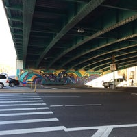 Photo taken at MTA Subway - Prospect Ave (R) by Marissa on 4/30/2016